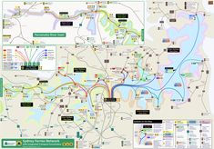 Image result for sydney ferry map[