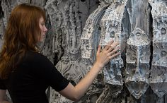 'digital grotesque II': a 3D printed grotto with 1.35 billion algorithmically-generated surfaces