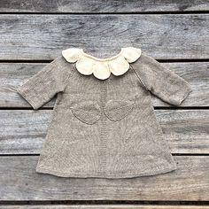 Ravelry: Anemone Dress pattern by Pernille Larsen