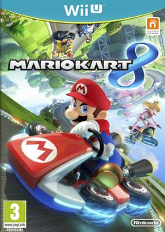 Mario Kart YES! I hope it's as good or better than Mario Kart Wii. ^-^ watched it on Nintendo Direct and it looks AWSOME! New stuff that will put my son and I on enemy terms. While we play. Well, just have to wait and see. Kirby Nintendo, Nintendo Wii U Games, Wii Games, Super Nintendo, Super Mario Bros, Mario Kart 8, Mario Bros., Playstation, Xbox 360
