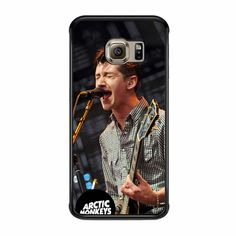 Alex Turner Arctic Monkeys Samsung Galaxy S6 Edge Case