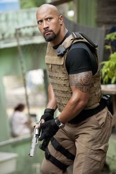 Pin for Later: The Fast and the Furious Nostalgia: Go Back to the Beginning With These Pictures Fast Five (2011) Luke does not mess around with his fieldwork uniform.