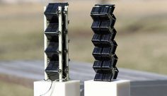 MIT researchers have developed 3-D solar designs they believe can more than double the solar power generated from a given area, compared to that of traditional solar layouts.