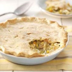 Chicken Potpie Recipe from Taste of Home