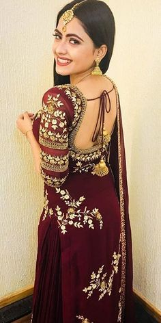 Punjabi Fashion, Bollywood Fashion, Indian Fashion, Indian Attire, Indian Wear, Pakistani Outfits, Indian Outfits, Saris, Before Wedding