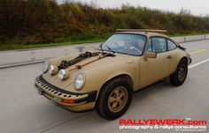 If I am going to have a Porsche . . . I believe this one is called Rommel . . .