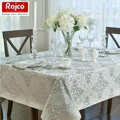 #Decorate your #table with an amazing table #linen.