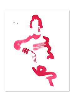 Diana Vreeland by Miyuki Ohashi, limited-edition prints on @buddyeditions