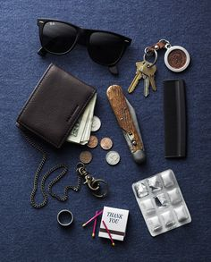 ♂ Man's Accessories  Still Life Photography