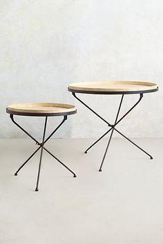 Tripod Side Table - anthropologie.com