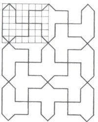 Geométrica - Desenho Geométrico - Padrões Geométricos Islamic Art Calligraphy, Geometric Art, Diagram, Drawings, Crafts, Geometric Drawing, Helpful Hints, Groomsmen, School