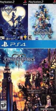 IT'S ALL COMING TO FULL CIRCLE! Kingdom Hearts Keyblade, Kingdom Hearts Funny, Kingdom Hearts Art, Kindom Hearts, Gamers Anime, Disney Magic Kingdom, Toothless, Epic Games, Pirates Of The Caribbean