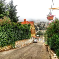 The beautiful #Aley By Hiam Hazime  #Lebanon #WeAreLebanon