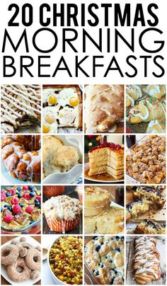 20 Magical Christmas Morning Breakfast Recipes
