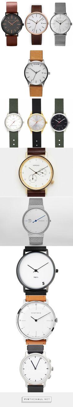 40 Best Minimalist Watches for Men