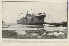 """12 July 1919 The """"Wooden Horse"""" of Gallipoli"""