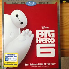 Outside the Box: Big Hero 6 Movie Review by Crafty