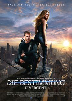 Die Bestimmung – Divergent ist ein dystopischer Science-Fiction-Film, der auf dem gleichnamigen Bestseller von Veronica Roth basiert.