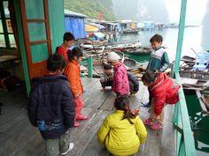 People in Ha Long