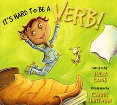 Perfect picture book for teaching vivid verbs Teaching Grammar, Teaching Language Arts, Classroom Language, Teaching Writing, Speech And Language, Teaching Ideas, Teaching English, Grammar Rules, Grammar Lessons