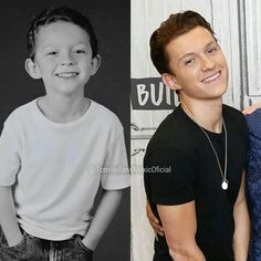 My person (Tom Holland and You) - Mi persona (Tom Holland y Tú) Hi, I am ____ ____ and I live in _____ (your country), I was 20 ye - Siper Man, Tom Holand, Baby Toms, Tom Holland Peter Parker, Men's Toms, Tommy Boy, Marvel Actors, Film Serie, Celebrity Crush