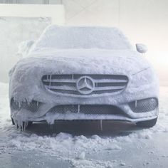 Take a moment to cool off. #Mercedes #Benz #C Class
