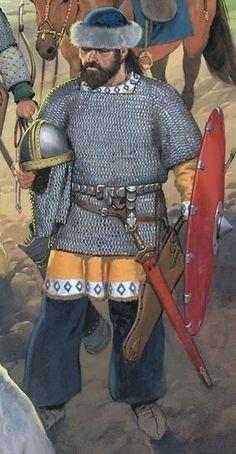 Pecheneg Chieftain