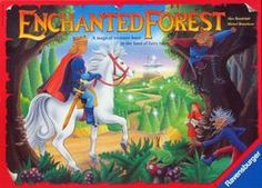 Enchanted Forest | Board Game | BoardGameGeek