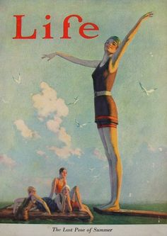 The Last Pose of Summer ~ Life ~ September 1924