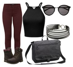 """""""#8"""" by nathczb on Polyvore featuring moda, J Brand, Kenzie, Charriol, Yves Saint Laurent e Preferred Nation"""