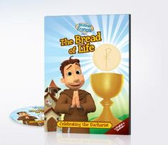 """I actually think these Brother Francis movies are really cute, and my kids love this one on """"The Bread of Life""""."""