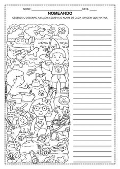 Hidden Picture Puzzles, Hidden Pictures, Apraxia, English Activities, School Worksheets, Sistema Solar, Speech Therapy, Literacy, Homeschool