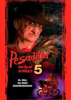 41 Ideas De Pesadilla En La Calle Elm Pesadillas Pesadilla En Elm Street Robert Englund
