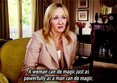 Why J.K. Rowling Will Always Be Our Favorite Author