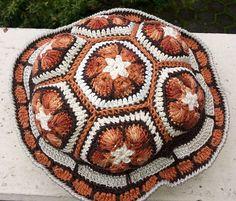 """Best 12 Ravelry: MarianneUni's Turtle """"Slowy"""" Cute Crochet, Crochet For Kids, Crochet Baby, Crochet African Flowers, Crochet Flowers, Giant Sea Turtle, Flower Patterns, Crochet Patterns, Crochet Turtle"""