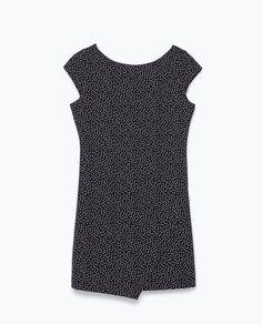 PRINTED DRESS-Mini-Dresses-WOMAN | ZARA United States