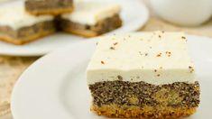 Strúhaný tvarohový koláč | Recepty.sk Cheesecake, Food, Basket, Cheesecakes, Essen, Meals, Yemek, Cherry Cheesecake Shooters, Eten
