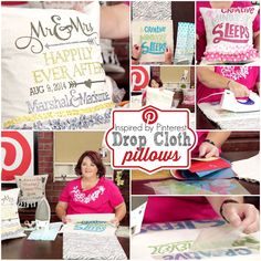 Allred Design is all about designing life in all aspects.from crafts, DIY, home, health and spirituality. Vinyl Crafts, Vinyl Projects, Craft Projects, How To Make Pillows, Diy Pillows, Cushions, Silhouette Cameo Projects, Silhouette Design, Silhouette Studio