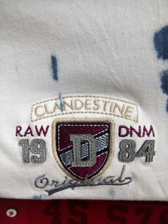 Mens Polo T Shirts, Boys Shirts, Teen Jackets, Daddy Tattoos, Ralph Lauren Brands, Badge, Camisa Polo, Boys Pants, Embroidery Fashion