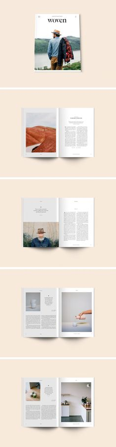 Magazine Layout Design, Book Design, Typo, Layouts, Catalog, Stage, Page Layout, Brochures