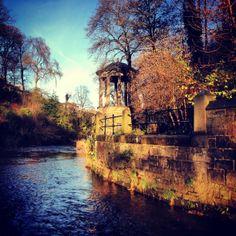 St Bernard's Well http://www.stockbridgeedinburgh.com/wk-48-2013 #Stockbridge #Edinburgh #SCOTLAND