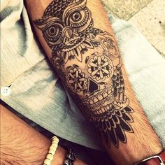 10 Owl Tattoos to Give a Hoot About   Tattoo.com