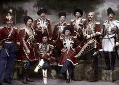 Znalezione obrazy dla zapytania казаки