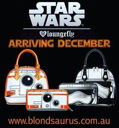 http://thekesselrunway.dr-maul.com/2015/11/26/loungefly-in-australia/ #thekesselrunway #starwarsfashion