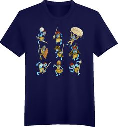 A Frenzy of Feegles t-shirt ~ Discworld.com