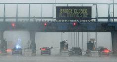 Hurricane Isaac's remnants: Causeway closed due to Hurricane Isaac