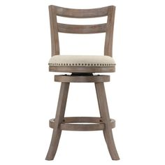 Shop for Cortesi Home Harper Beige Fabric Swivel Seat Counter Stool with Back. Get free shipping at Overstock.com - Your Online Furniture Outlet Store! Get 5% in rewards with Club O!