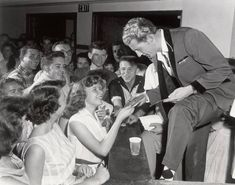 Rockin' Country Blues — Jerry Lee Lewis with fans