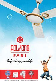 The Electricity Consumption Of High Speed Fans In India. This information is there to help you make more informed decisions when you buy ceiling fans.  Here are some things that you need to know when you decide to buy ceiling fans or even pedestal fans in India. #PolycabFans #PolycabCreatives http://www.yooarticles.net/article/the-electricity-consumption-of-high-speed-fans-in-india