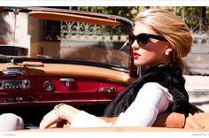 Amanda Gullickson for Santa Barbara Life & Style Magazine @a_gullickson @scottlipps #sunglasses #shades #fashion #streetstyle